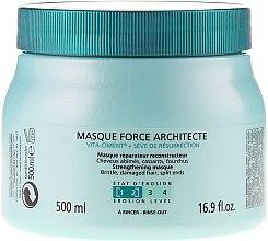 Парфюми, Парфюмерия, козметика Реконструираща маска за силно изтощена коса - Kerastase Masque Force Architecture