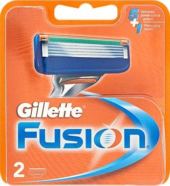 Ножчета за бръснене - Gillette Fusion — снимка N1
