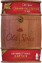 Парфюми, Парфюмерия, козметика Комплект - Old Spice Captain Barrel (део/50ml+душ гел/250ml+афтър. балсам/100ml)