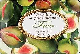 "Парфюмерия и Козметика Тоалетен сапун ""Смокиня"" - Saponificio Artigianale Figs"