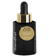 Парфюми, Парфюмерия, козметика Масло-серум за лице - Stendhal Pur Luxe Precieux Oleo Serum