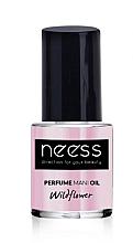 Парфюмерия и Козметика Масло за нокти - Neess Perfume Mani Oil Wildflower