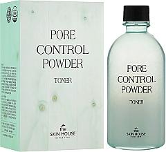 Парфюмерия и Козметика Тонер за свиване на пори - The Skin House Pore Control Powder Toner