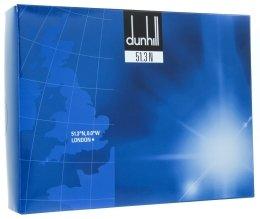 Парфюми, Парфюмерия, козметика Dunhill Dunhill 51.3 N - Комплект (edt/100ml + a/sh/b/150ml)
