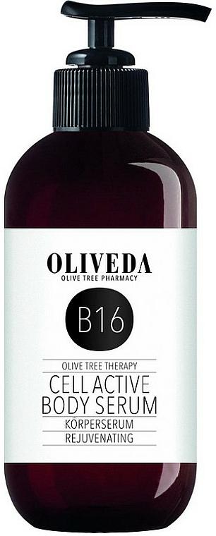 Подмладяващ серум за тяло - Oliveda Cell Active-Rejuvenating — снимка N1