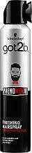 Парфюмерия и Козметика Лак за коса - Schwarzkopf Got2b Phenomenal Finishing Hairspray