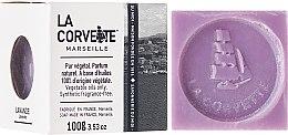 """Парфюмерия и Козметика Сапун """"Лавандула"""" - La Corvette Cube Parfume de Provence Lavender"""