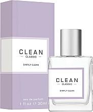 Парфюмерия и Козметика Clean Simply Clean - Парфюмна вода