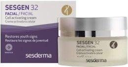 Парфюми, Парфюмерия, козметика Крем за лице, активиращ клетките - SesDerma Laboratories Sesgen 32 Cell Activating Cream