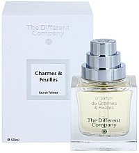 Парфюмерия и Козметика The Different Company Un Parfum de Charmes et Feuilles - Тоалетна вода
