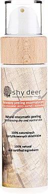 Комплект за суха и нормалана кожа - Shy Deer Ritual Spa & Relax (маска/50ml + пилинг/100ml + чай/90g + лента за глава/1 бр + козм. чанта/1 бр) — снимка N4