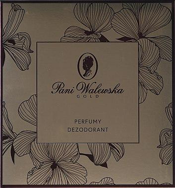 Pani Walewska Gold - Комплект парфюм и дезодорант — снимка N2