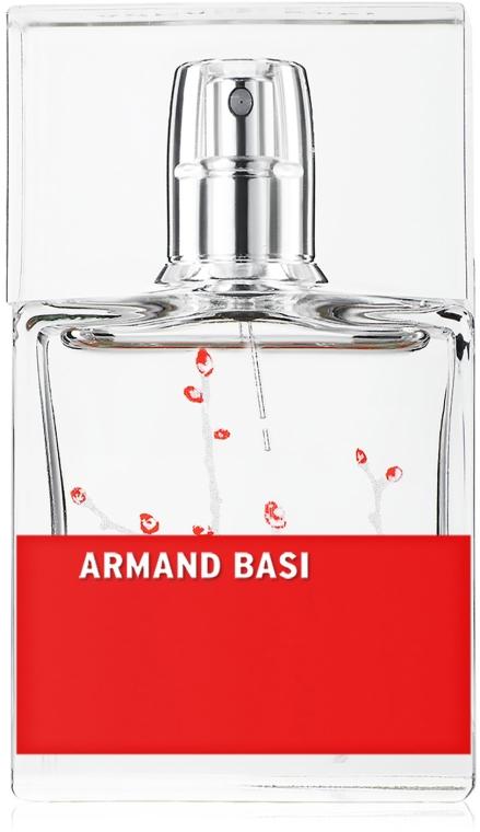 Armand Basi In Red - Тоалетна вода — снимка N6