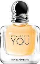 Парфюми, Парфюмерия, козметика Giorgio Armani Because It's You - Парфюмна вода ( тестер с капачка )
