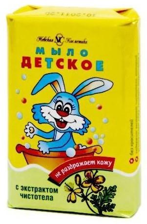 Детски сапун с жълтениче - Невска Козметика