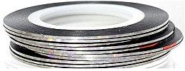 Парфюми, Парфюмерия, козметика Декоративна лента за нокти - Silcare Decorative Tape