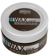 Парфюми, Парфюмерия, козметика Восък за блясък и фиксация - Wax