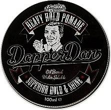 Парфюмерия и Козметика Помада за оформяне на косата - Dapper Dan Heavy Hold Pomade