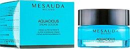 Парфюми, Парфюмерия, козметика Подхранващ крем за нормална до суха кожа - Mesauda Milano Aquacious Cream Cocoon