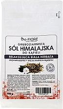 Парфюми, Парфюмерия, козметика Хималайска сол за вана с бял чай - E-Fiore White Tea Himalayan Salt