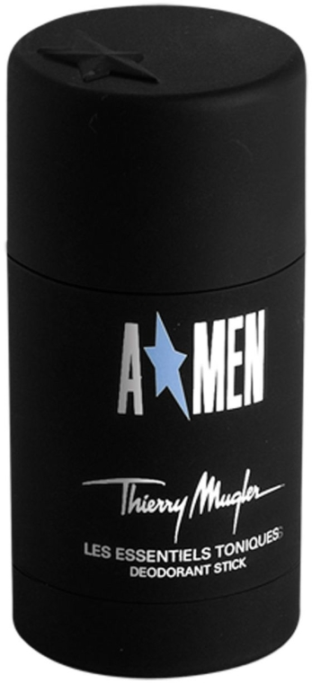 Mugler A Men - Стик дезодорант  — снимка N1