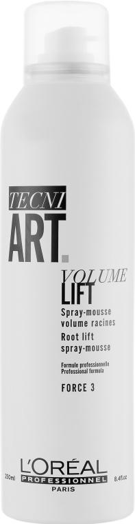 Спрей-пяна за обем от корените - L'Oreal Professionnel Tecni.art Volume Lift
