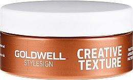 Парфюмерия и Козметика Паста за коса - Goldwell StyleSign Creative Texture Matte Rebel