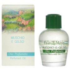 Парфюмерия и Козметика Парфюмно масло - Frais Monde Musk And Mulberry Perfumed Oil
