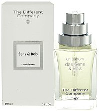 Парфюми, Парфюмерия, козметика The Different Company Un Parfum de Sens et Bois - Тоалетна вода