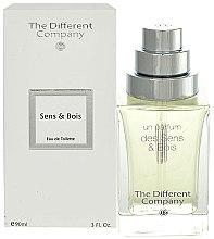 Парфюмерия и Козметика The Different Company Un Parfum de Sens et Bois - Тоалетна вода