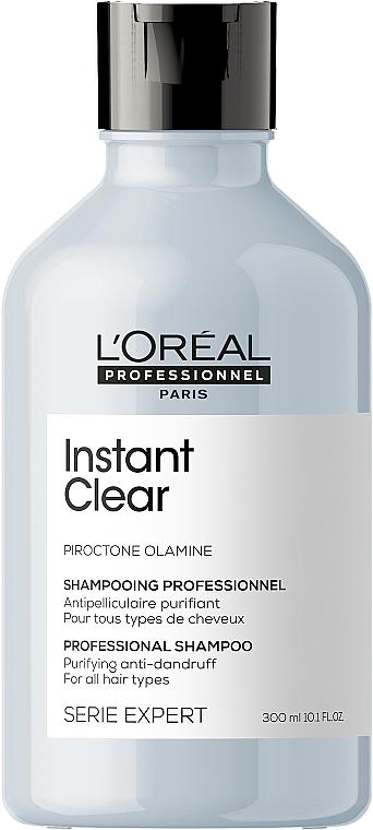 Шампоан против пърхот - L'Oreal Professionnel Instant Clear Shampoo