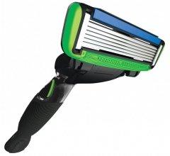 Парфюми, Парфюмерия, козметика Самобръсначка за мъже с подменяема глава, с 6 ножчета - Dorco Pace 6