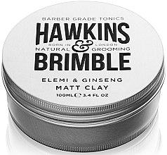 Парфюми, Парфюмерия, козметика Продукт за коса - Hawkins & Brimble Elemi & Ginseng Matt Clay