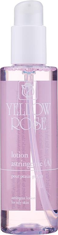 Лосион за свиване на пори за мазна кожа - Yellow Rose Lotion Astringente A — снимка N1