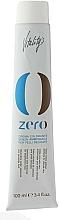 Парфюмерия и Козметика Устойчива безамонячна боя за коса - Vitality's Zero Color Cream