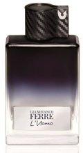 Парфюми, Парфюмерия, козметика Gianfranco Ferre L'Uomo - Тоалетна вода (тестер с капачка)
