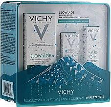Комплект за лице - Vichy Slow Age (cr/50ml + cr/3ml + booster/10ml) — снимка N1