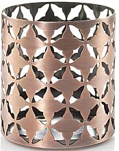Парфюмерия и Козметика Свещник - Yankee Candle Moroccan Copper Jar Holder