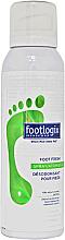 Парфюмерия и Козметика Дезодорант за крака с антибактериален ефект - Footlogix Foot Fresh Spray