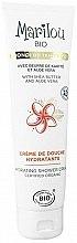 Парфюмерия и Козметика Подхранващ крем за душ - Marilou Bio Monoi De Tahiti AO Hydrating Shower Cream