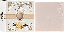 """Парфюми, Парфюмерия, козметика Сапун """"Овесено мляко"""" - Delicate Organic Aroma Soap"""