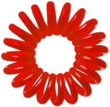 Парфюми, Парфюмерия, козметика Ластици за коса - Invisibobble Raspberry Red