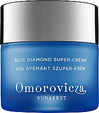 Парфюмерия и Козметика Антистареещ крем за лице - Omorovicza Blue Diamond Supercream