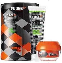 Парфюми, Парфюмерия, козметика Комплект - Fudge Shape Up Giftset (шампоан/300ml+крем за ръце/75g)