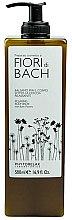 Парфюмерия и Козметика Гел-балсам за душ - Phytorelax Laboratories Bach Flowers Relaxing Body Balm