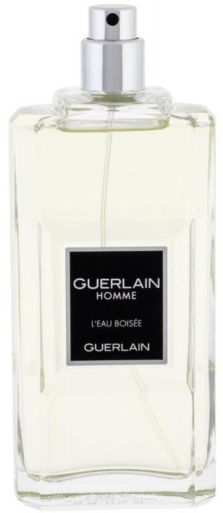 Guerlain Homme L`Eau Boisee - Тоалетна вода (тестер без капачка)  — снимка N1