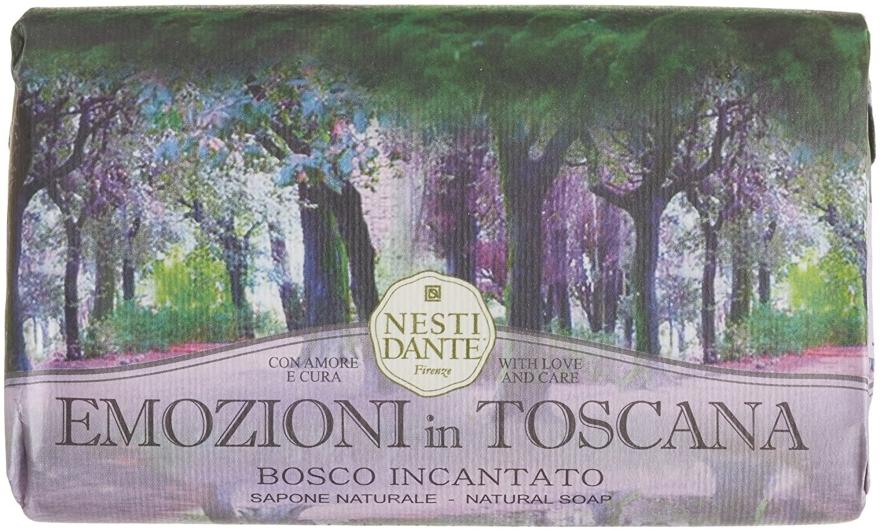 "Сапун ""Омагьосаната гора"" - Nesti Dante Emozioni a Toscana Soap"