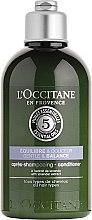 Парфюмерия и Козметика Балсам за коса - L'Occitane Aromachologie Gentle & Balance Conditioner