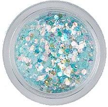 Парфюмерия и Козметика Брокат за нокти - Hi Hybrid Glam Brokat Glitter