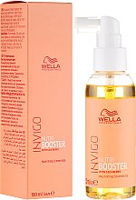 Подхранващ бустер-концетрат за коса - Wella Professionals Invigo Nutri-Enrich Booster — снимка N1